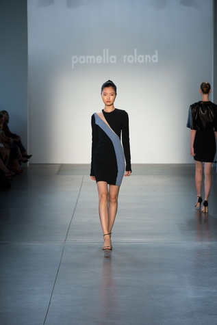 Pamella Roland spring 2017 collection look 129