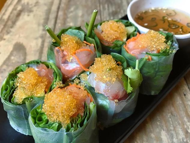 Kome Sushi Kitchen Austin restaurant