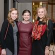News, Shelby, Young Professionals Backstage, Nov. 2014, Elizabeth Franey, Allison Reid, Kristen Amundsen