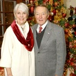 Judy Gibbs, Jim Gibbs, DA Holiday Party