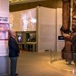 9/11 exhibit at George W. Bush Presidential Center in Dallas