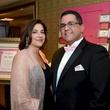 155 Lisa Gochman and Dr. Roland Maldonado at the Pink Door Gala November 2013