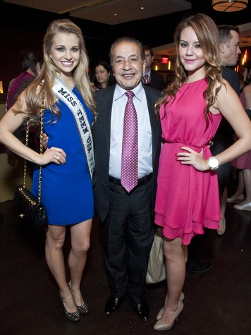 News_006_Christy Turlington event_No Woman No Cry_March 2012_Miss Teen USA Danielle Doty_Farouk Shami_Joan Crozco