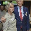 14 Texans owner's suite home opening game September 2013 Anne Mendelsohn, Dr. John Mendelsohn