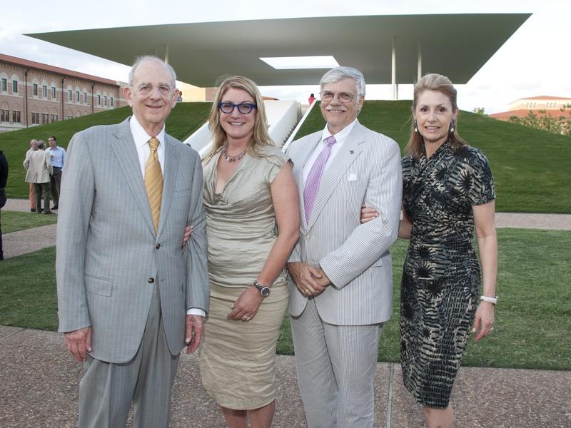 002_Turrell Skyspace opening, June 2012, Raymond Brochstein, Suzanne Deal Booth, Charles Szalkowski, Molly Hubbard.jpg