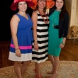 Ileana Treviño and daughters NAMES at Hats Off to Mothers March 2014