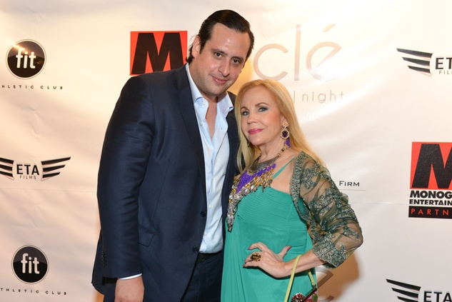 News, Shelby, Blunt Force Trauma premiere, Aug. 2015, Luis Bauer, Carolyn Farb