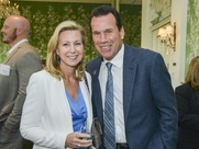 6 Texans Insiders Dinner May 2013 Rhonda Kubiak, Gary Kubiak