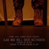 Strake Jesuit Southwell Players present Ajax and Roll Over Beethoven