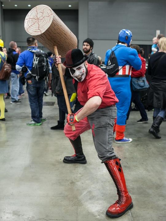 Austin Comic Con 2013 9265