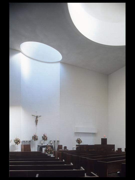 08, AIA Houston, Sacred Spaces, audio photo essay, November 2012, Chapel of Saint Basil, University of St. Thomas, Houston