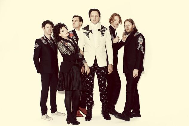 Arcade Fire, November 2013 photo