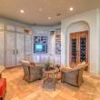 Rex Tillerson home at Horseshoe Bay, kitchen dining
