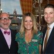 Andrew Walker, Brandi Cottingham, Scott Wheatley, Fort Worth Art Council Heart of Gold Luncheon