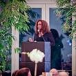 Deborah Duncan at Bering Omega's Sing for Hope