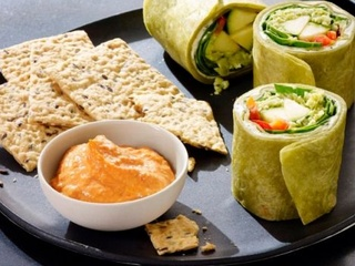 Starbucks wraps