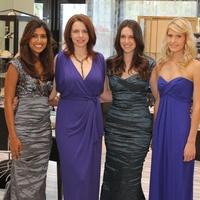 News_HGO Opening Night_Sept. 2011_Divya Brown_Heather Pray_Melissa Fitzgerald_Kendall Hanno
