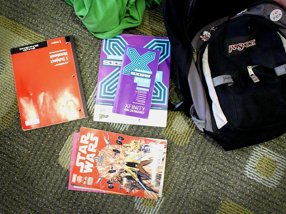 SXSW_festival preparedness_David Doering_bag_2015