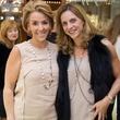 22 Mary Tere Perusquia, left, and Nini Bekhradi at the Mrs. B Jewelry Launch at Valobra November 2013