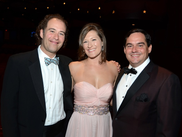 12, Mercury Gala, March 2013, Antoine Plante, Christine Spin, Jan Spin