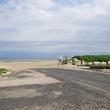 Crystal Beach Galveston dead end road to ocean