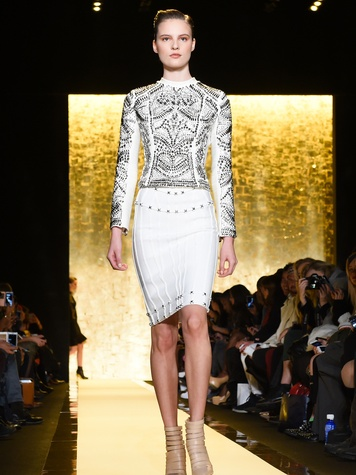 4652 Clifford Fashion Week New York Fall 2015 Herve Leger February 2015
