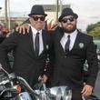 45 John Lowery, left, and Justin Dossett at Deacons of Deadwood