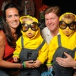 7 Isabel and Chris Fort with Michael and Seve at the M.D. Anderson Kids Halloween October 2014