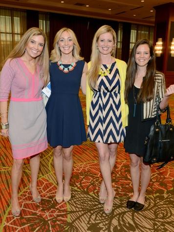 Caroline Settle, Amber Dietrich, Laura hall, Emma Miller, appetite for advocacy 2014