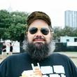 Fun Fun Fun Fest 2013 Best Beards in Austin Jim Hagan
