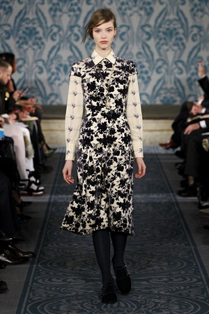 Tory Burch, fall 2013