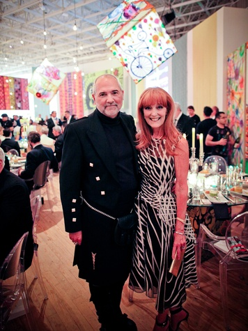 Bob and Gracie Cavnar at the CAMH Gala April 2014