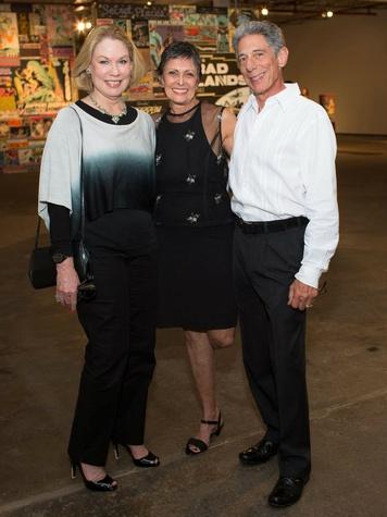 Caren Mcgratty, Joan Davidow, Stuart Glass