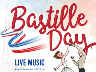 Le Bistro presents Happy Bastille Day