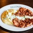 Chicken fried steak at Vallone's