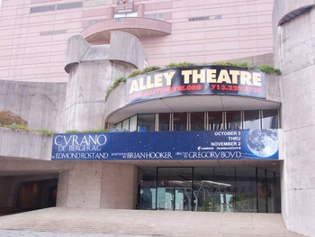 Places-A&E-Alley Theatre-exterior-1