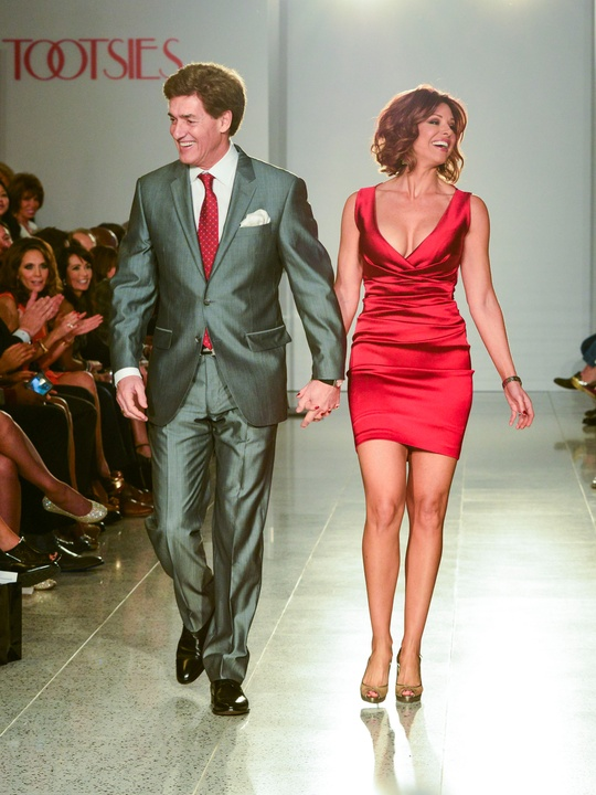30 Nick Florescu and Dominique Sachse at the Dec My Room Fashion Show February 2014