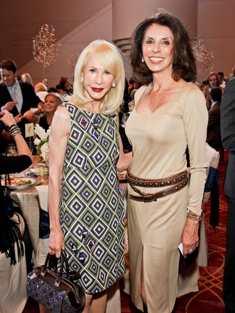 Legacy Luncheon, September 2012, Diane Lokey Farb, Judith Oudt, list 5