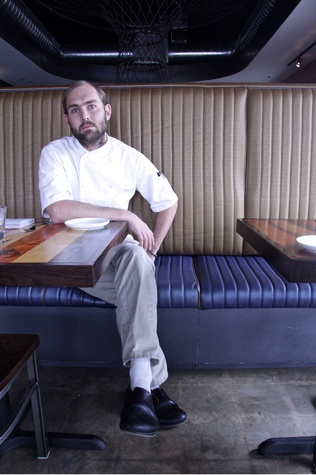 Finney Walter Pastry Chef Mettle