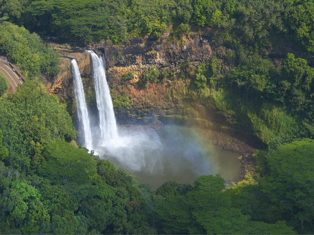 Wailua Falls, Kaua'i