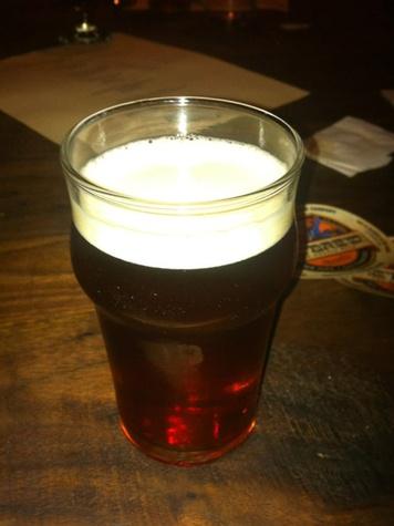 Hay Merchant, first beer dinner, Schmaltz brewing, November 2012, Freaktoberfest