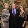 Lynn Kamin, from left, Mark Russell and Sherri Kendall at the AVDA event October 2013