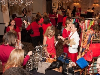 """American Heart Association hosts """"Go Red For Women"""" Luncheon 2015"""