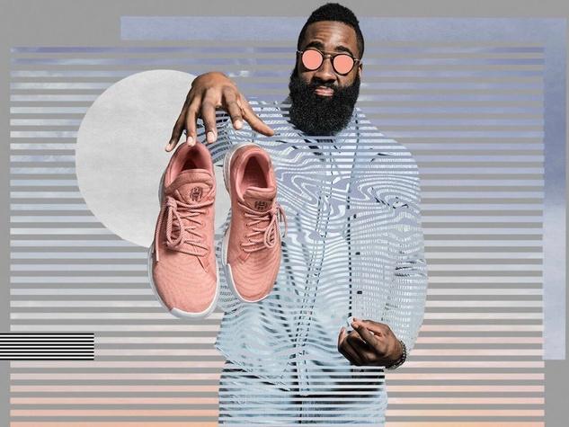 Adidas James Harden LS shoe