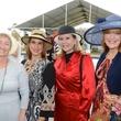 News, Shelby, Hermann Park Conservancy Hats in the Park, Kim Korth, Marylin Greiner, Cyndy Garza Roberts, Gracie Cavnar