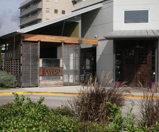Haven, restaurant, exterior, March 2013