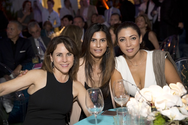 UNICEF Art Auction, 5/16 Maria Bush, Sabiha Rehmatullah, Fadila Kibsgaard