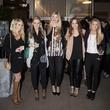 Caitlin Clark, Jordan Kragen, Brittany Sweeney,  Meredith bucher,  Cait Pickavance, culturemap social, the joule