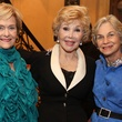 Houston, Barbara Bush Literacy Foundation Guild Tea, Nov. 2016, Annette Strake, Joanne King Herring, Anne Mendelsohn