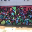 FM Kitchen & Bar mural Daniel Anguilu